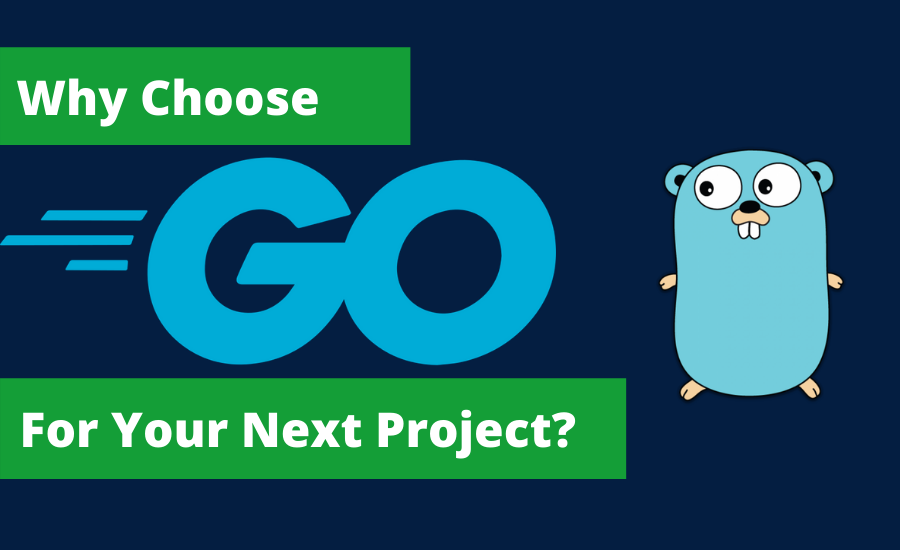 Reasons to Choose Golang for Software Development